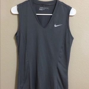 Nike Golf Dri Fit tank top